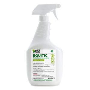 Equitic – Tic à l'ours cheval – Gel à base d'huiles essentielles