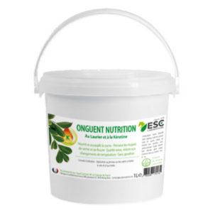 Onguent nutrition à la kératine – Soin corne sèche nourrissant – Formule pro expert