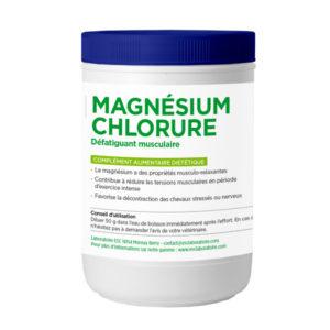 Magnesium Chlorure – Récupération musculaire cheval