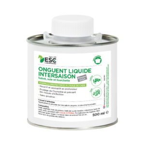 Onguent protection liquide pinceau inclus – Soles et fourchettes ramollies cheval