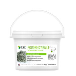 Poudre d'Argile – Argile riche en nutriments à reconstituer – Récupération tendons cheval