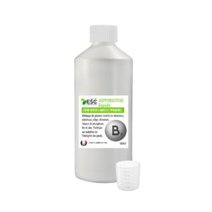 Hippobiotine liquide – Protection sabots cheval – Complément liquide source de biotine
