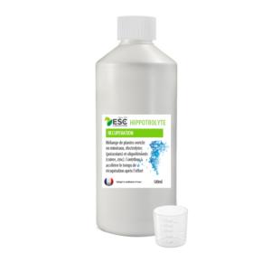 Hippotrolyte – Réhydratation cheval – Complément liquide source d'electrolytes