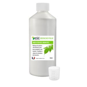 Broncho Pulm liquide – Toux grasse cheval – Complément enrichi à base de plantes