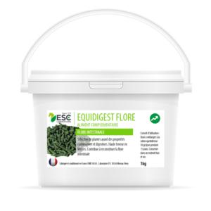 Equidigest Flore – Protection flore intestinale cheval – Complément enrichi en levures