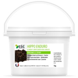 Hippo Enduro – Résistance à l'effort cheval – Complément phytonutrition enrichi