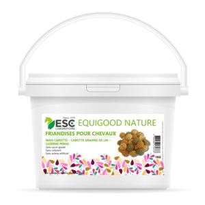 Equigood Nature – Friandises cheval sans sucres et naturelles