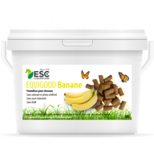 Equigood Fruit Banane