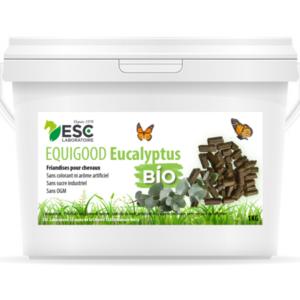 Equigood Eucalyptus – Friandises pour chevaux