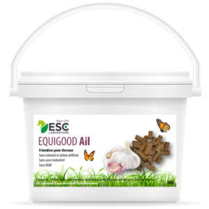 Equigood Ail – Friandises pour chevaux