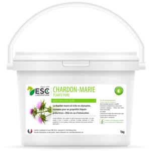 Chardon-Marie – Détox foie cheval – Plante pure