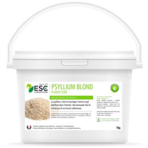 Psyllium blond – Coliques de sable cheval – Plante pure
