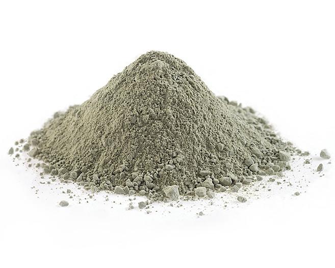 La poudre d'argile ESC