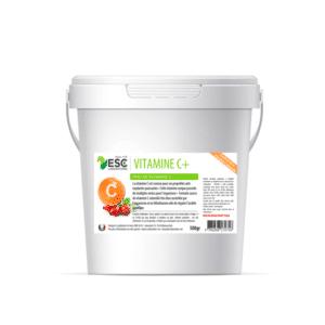 Vitamine C+ – Soutien de l'effort du cheval – Contient de la vitamine C naturelle