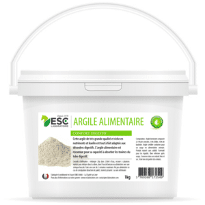 Argile alimentaire – Digestion cheval