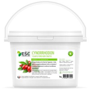 Cynorrhodon – Vitamine C naturelle Cheval – Plante pure