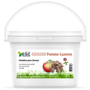 Equigood Pomme-Luzerne