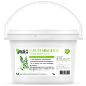 Gaillet-Gratteron – Démangeaisons et allergies cheval – Plante pure