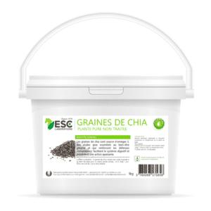 Graines de chia – Apport en nutriments et bien-être général cheval