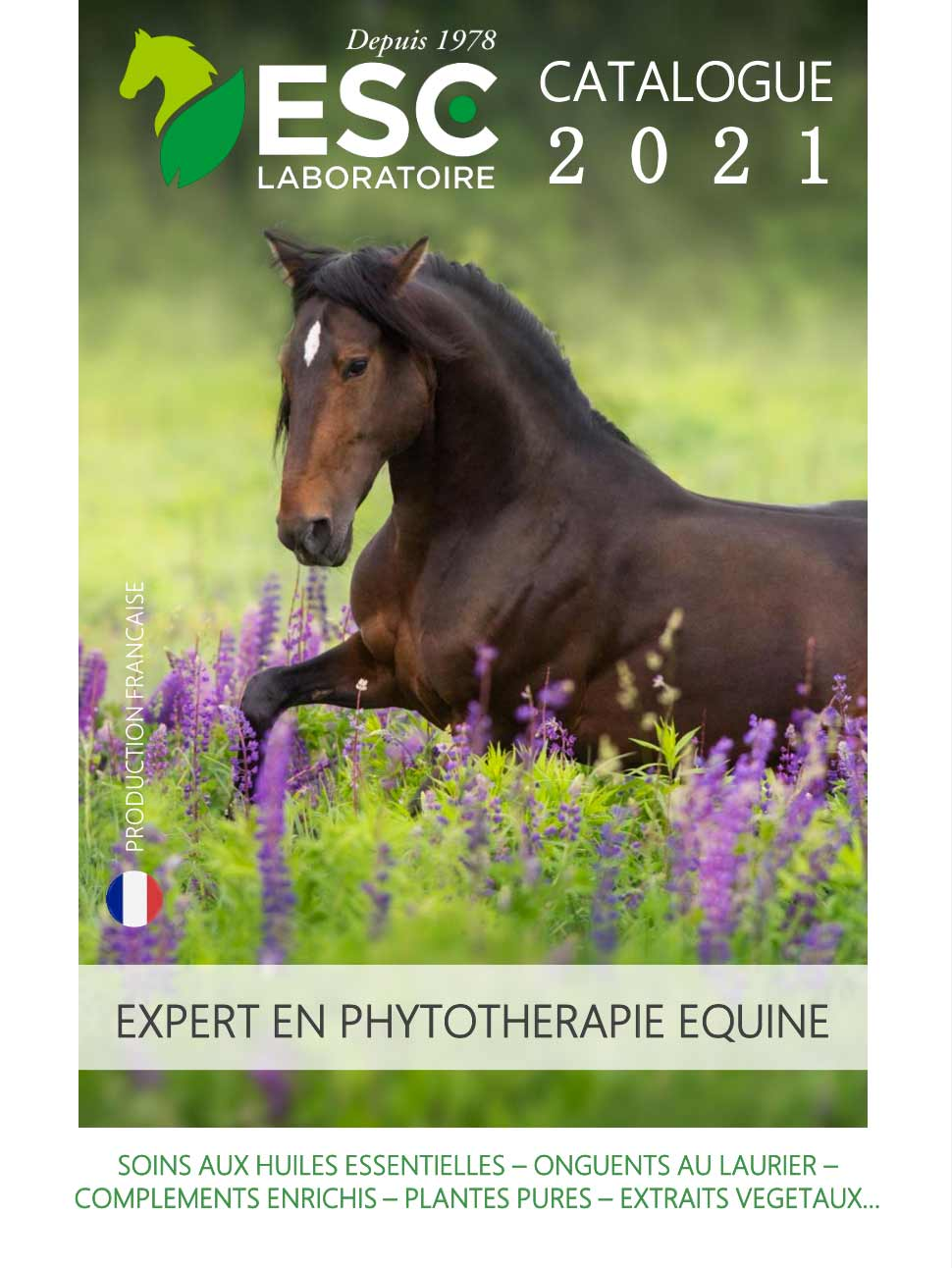 Catalogue ESC Laboratoire 2021